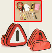 CT-3139 18 pieces Car Emergency Repairing Tool Kit.