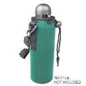 B-1 Neoprene Water Bottle Pouch. (Bottle is not included)