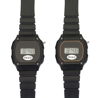 GS-95 LCD Watch.