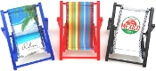 NV202HT Plastic Mini Beach Chair Cellphone Holder (New Big Size)