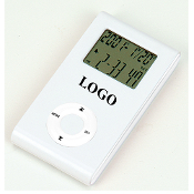 BC-2012 Traveling World Time Clock/Calculator.