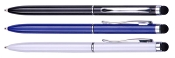 SR-1069 Metal Ballpoint Pen with Stylus.