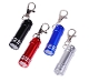 LD-181 3 LED Aluminum Key Chain Flashlight.